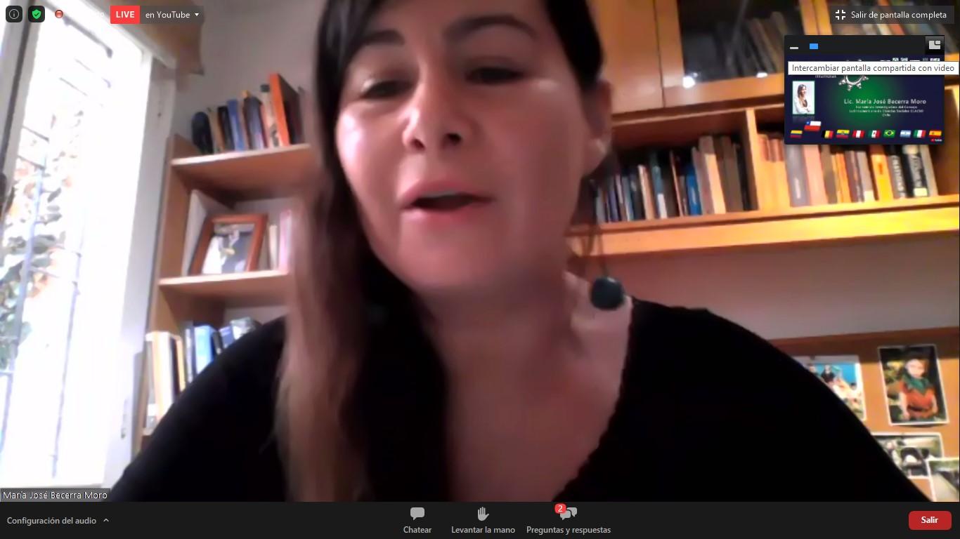 María José Becerra Moro